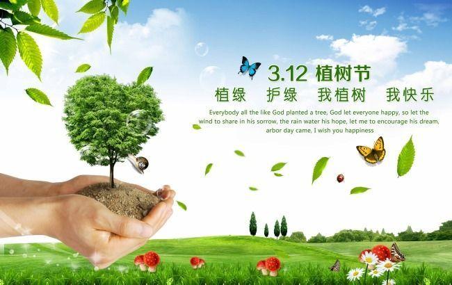甘肃东方学校3.12植树节活动